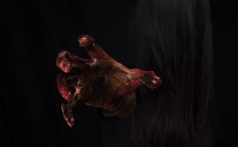 New horror game for Halloween